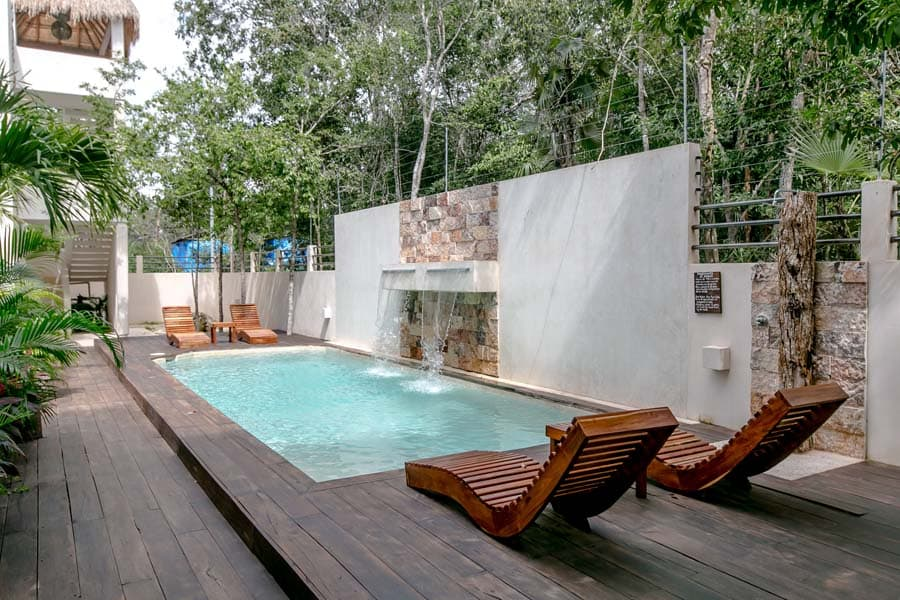best luxury hotels in tulum mexico